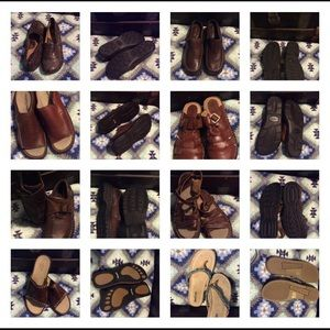 Shoe lot 9 pair new!!! Reduced today only